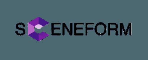 Sceneform logo e1618311130827