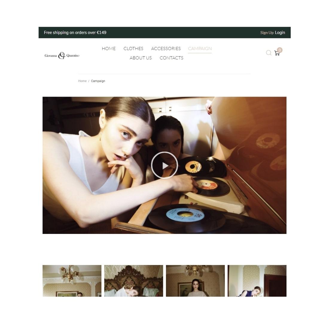 Website Giovannaquaratino.it